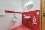 Urinal Mittelgeschoss